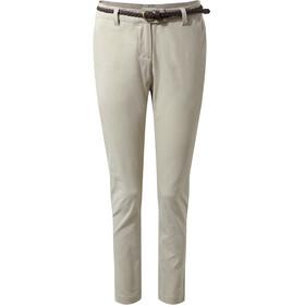 Craghoppers NosiLife Fleurie II - Pantalones de Trekking Mujer - beige